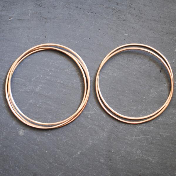 Bangles Set Bronze Bangles
