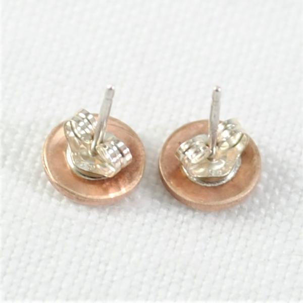 Cross Earrings Tiny Post Earrings