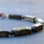 Mens Irish Bracelet Unisex Irish Bracelet made with Kilkenny Marble from Ireland