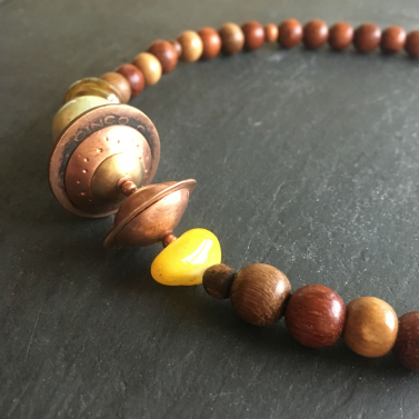 Coin beads